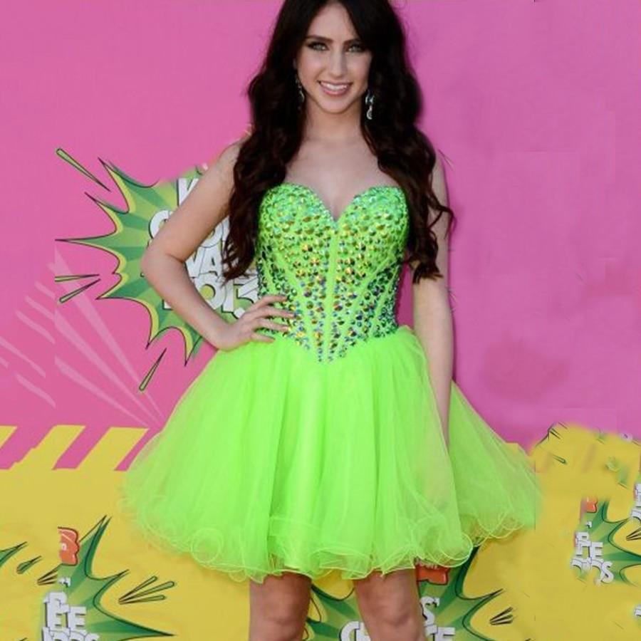 Popular Green Ball Gown Prom Dress-Buy Cheap Green Ball Gown Prom ...