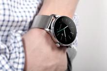 Runden bildschirm Smartwatch K88H pulsmesser Armband russisch hebräisch Koreanische android iOS bluetooth Smart uhr DZ09 MOTO360