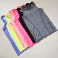 Women Breathable Dry Quick Tank Tops Fitness Casual Women Exercise Singlets Women's Stretch Sleeveless T Shirt Vest Tanks