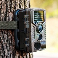 16MP HD Scouting Trail Camera PIR Motion triggered Infra red Night Vision Sound Recording TFT Screen for Photo & Video Snapshot