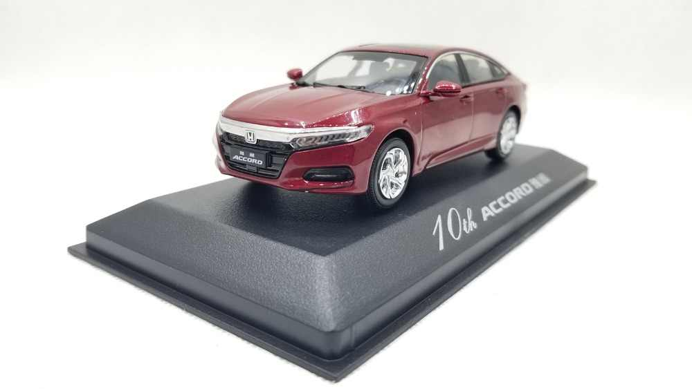 1//43 Honda Accord 10th Diecast Model Car Model Toys kids Boy Girl Gifts