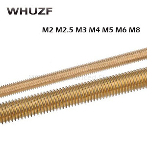 Thread Rod M2x250 M2.5*250 M3x