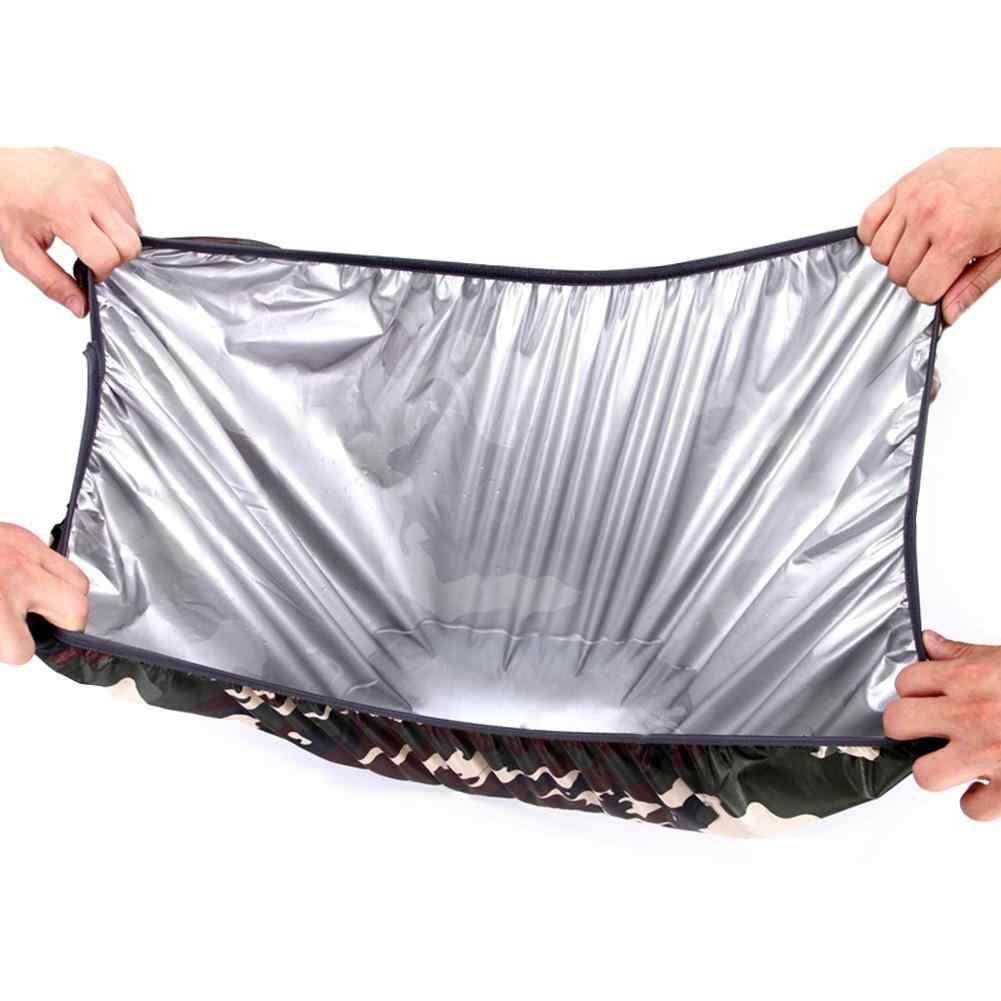 Mounchain 35 / 45L Einstellbar Wasserdicht Staubdicht Rucksack Regen Abdeckung Tragbare Ultraleicht Schulter Schützen Outdoor werkzeuge Wandern