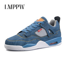 цена на 2019 Spring Summer Men Shoes Casual Canvas Shoes Breathable Comfortable Lace Up Men Sneakers Top Quality Men Flats Canvas Shoes