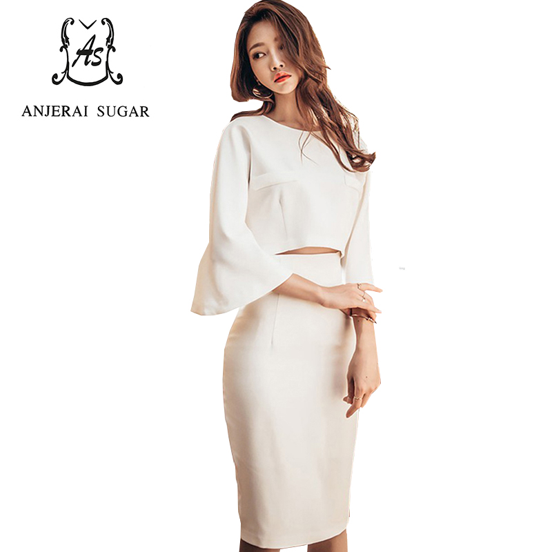 White 2 Piece Dress Suit Reviews - Online Shopping White 2 Piece ...