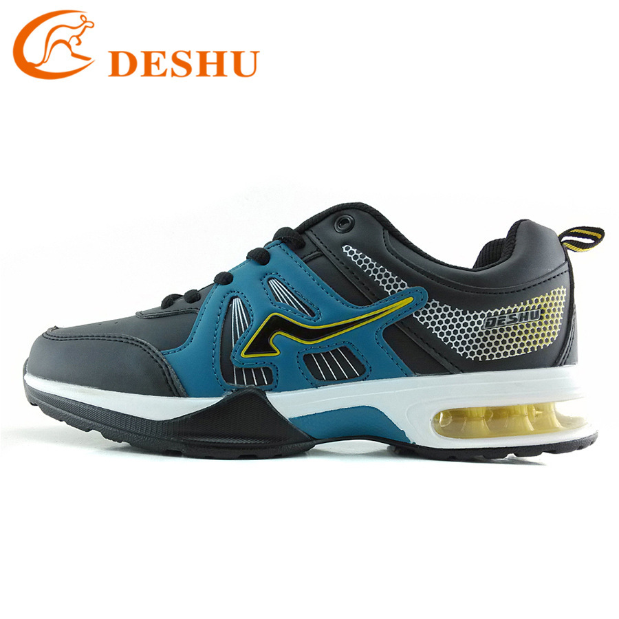 3c8b9b92b20f 2015 Real Pu Outdoor Lawn Zoom Air Men Breathable Zip American Kangaroo  Shoes New Winter Air Cushion Shock Outdoor Basketball -in Basketball Shoes  from ...