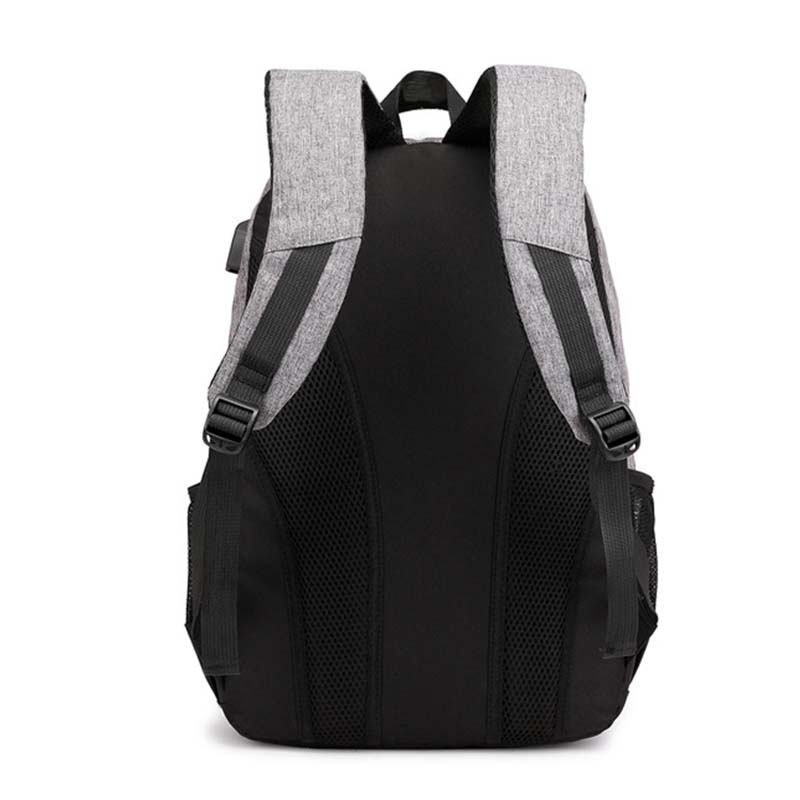 2019 New Man Laptop women backpack usb charging Computer Backpacks Casual Backpack Large Capacity Male Business Travel bag in Backpacks from Luggage Bags