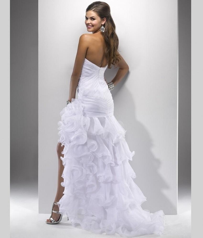 Aliexpresscom Buy Sexy White Wedding Gowns Elegant Wedding