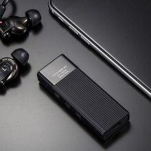 AMPLIFICADOR DE auriculares con Bluetooth 5,0, receptor de tarjeta de sonido CSR & DAC con micrófono incorporado, Control de volumen Local independiente