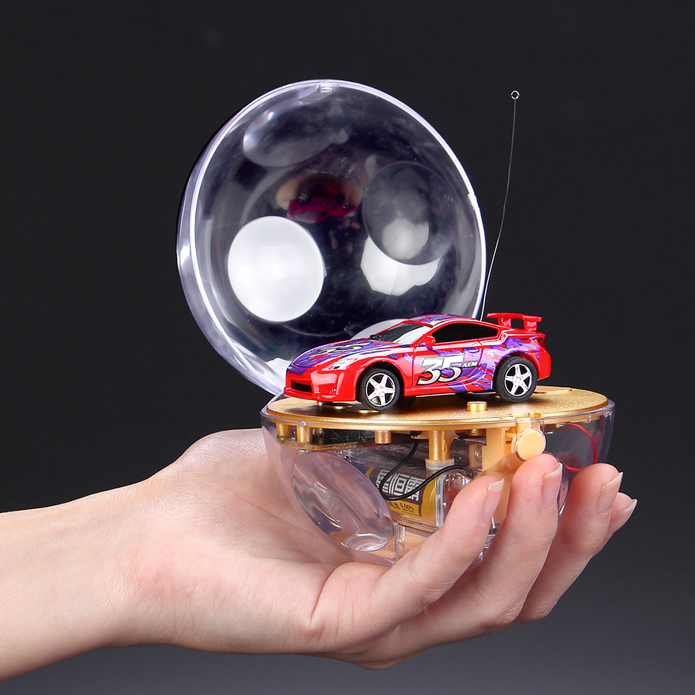 1:67 RC Car Remote Control Mini RC Drift Toy Micro Racing Car Radio Controlled Vehicle M ...
