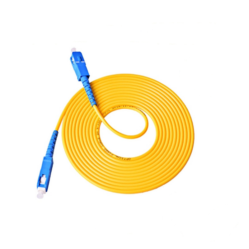 LC-LC 20M single mode optical fiber cable