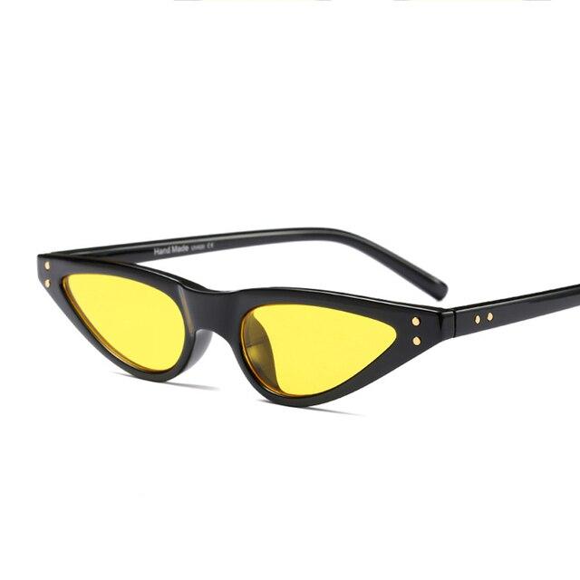 Aliexpress.com : Buy 2018 Vintage Cat Eye Sunglasses Brand Designer ...
