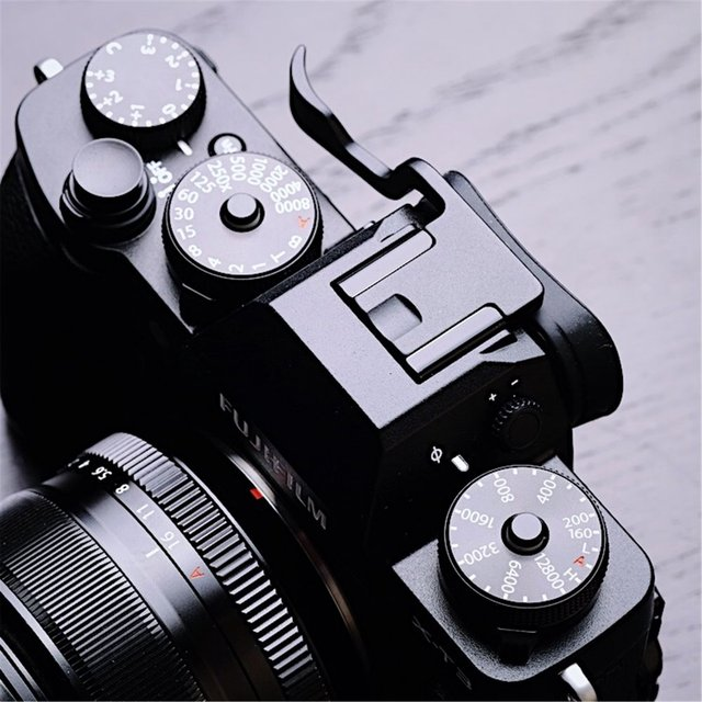 US $19 8 10% OFF|THUMB REST Thumb UP Thumb Grip For Fuji XT20 XT10 Fujifilm  X T3 XT3 Mirrorless Digital Camera-in Tripod Monopods from Consumer