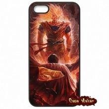 Super Saiyan Case For iPhone Samsung Galaxy