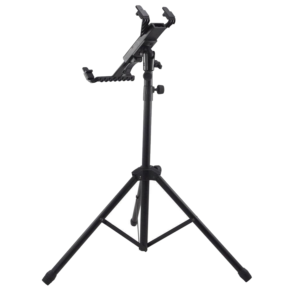 Adjustable Tablet Tripod Holder for 6 - 10 Tablet ...
