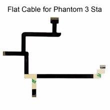 Карданный запчасти ленточный плоский кабель Стабилизатор камеры Ремонт для DJI Phantom 3 Стандартный P3S Дрон запасные части Аксессуары
