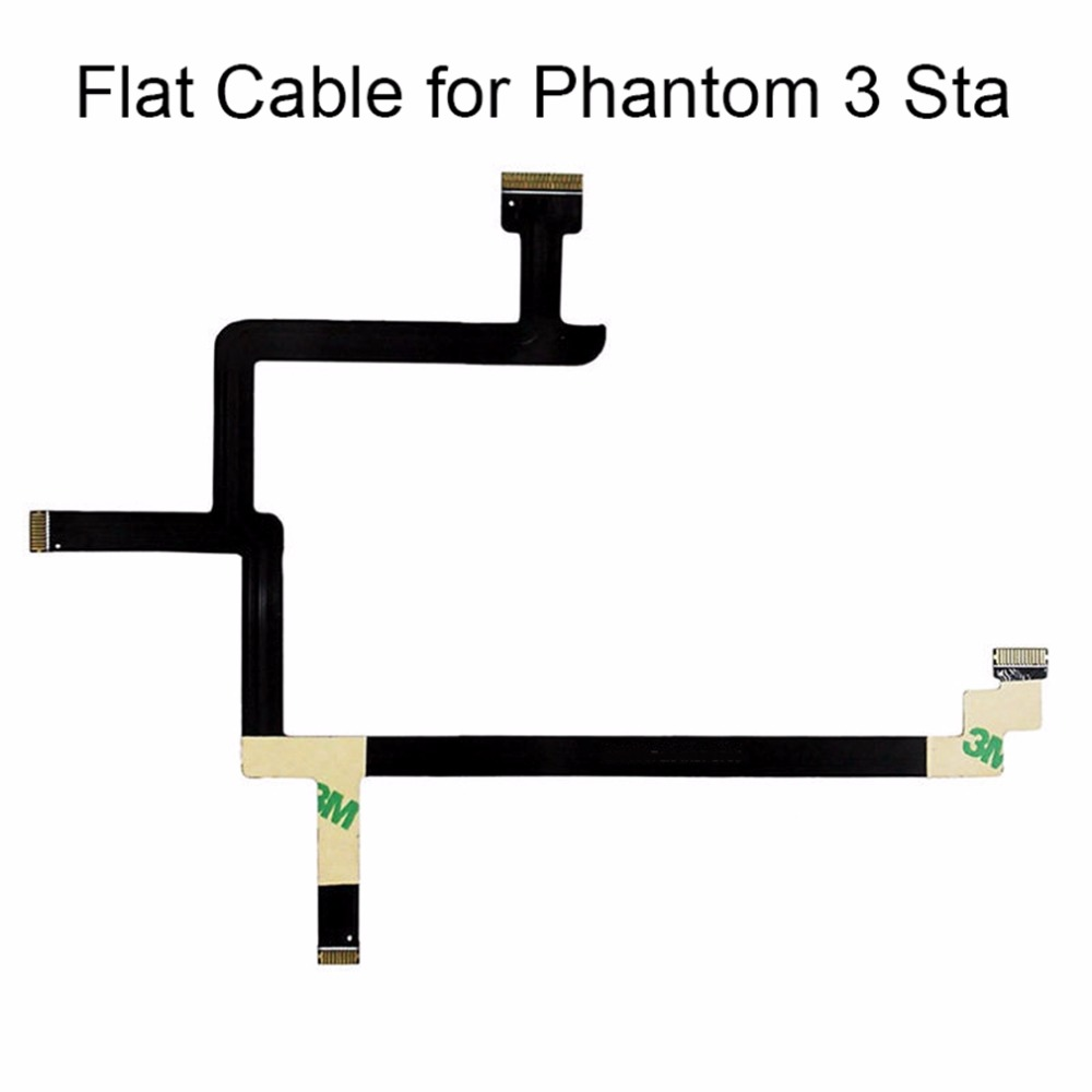 Gimbal Repair Parts Ribbon Flat Cable Camera Stabilizer Repairing For DJI Phantom 3 Standard P3S Drone Spare Parts Accessories