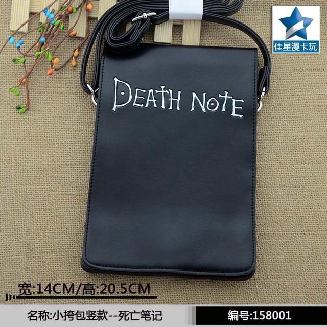 Аниме сумка вертикалка Тетрадь смерти