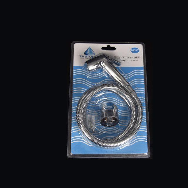 Online Shop Plastic Handheld Portable Shattaf Bidet Sprayer Set With ...
