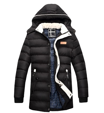 New 2016 Winter Jacket Men Long Coat Fashion Winter Men Down Cotton-padded Jacket Outwear Warm Men Winter Coat Plus Size L~XXXL 2016 new long winter jacket men cotton padded jackets mens winter coat men plus size xxxl
