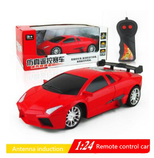 4ch kids toys radio control red black yellow toy car remote control rc racing racer drift