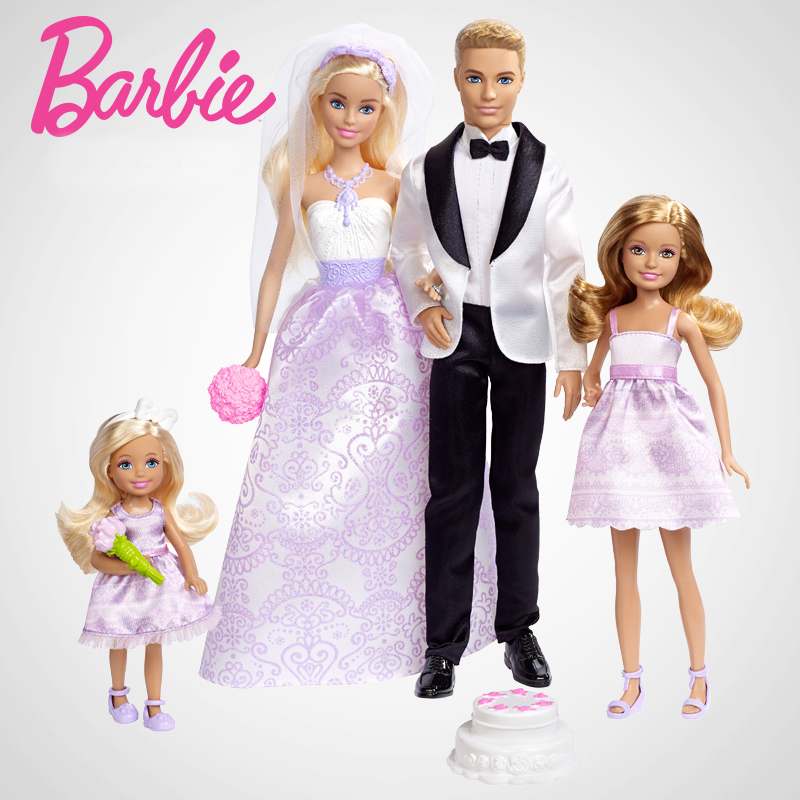 Barbie Boda Romántica