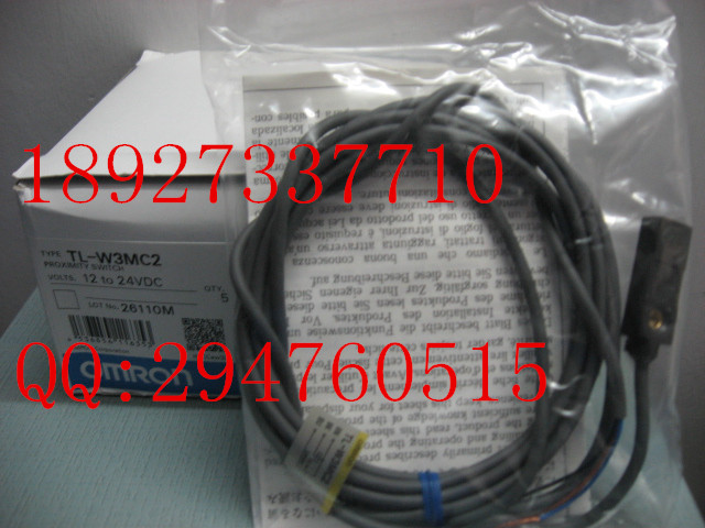 [ZOB] 100% new original OMRON Omron proximity switch TL-W3MC2 2M  --2PCS/LOT [zob] 100 new original authentic omron omron level switch 61f gp n ac220v 2pcs lot