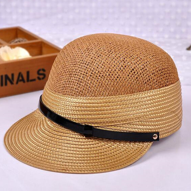 OZyc ecuestre Derby sombreros visera Sobrero Sun sombreros para las mujeres  hombre grande ala del sombrero 9948fb71f78
