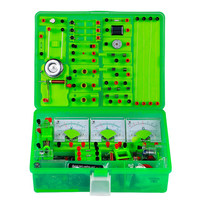 Physics experiment equipment Teaching equipment Electrical experiment box no battery no magnet free shipping