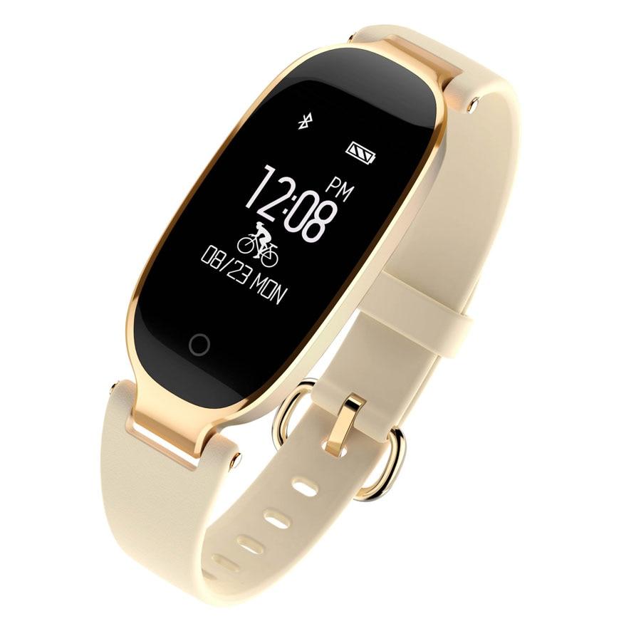 15 pcs Female wristband S3 smart band Dynamic heart rate health bracelet IP67 waterproof Pedometer by