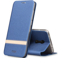 MOFI Elegant Flip Leather Stand Case For Xiaomi Redmi Note 4 Global Version Soft Silicone Cover