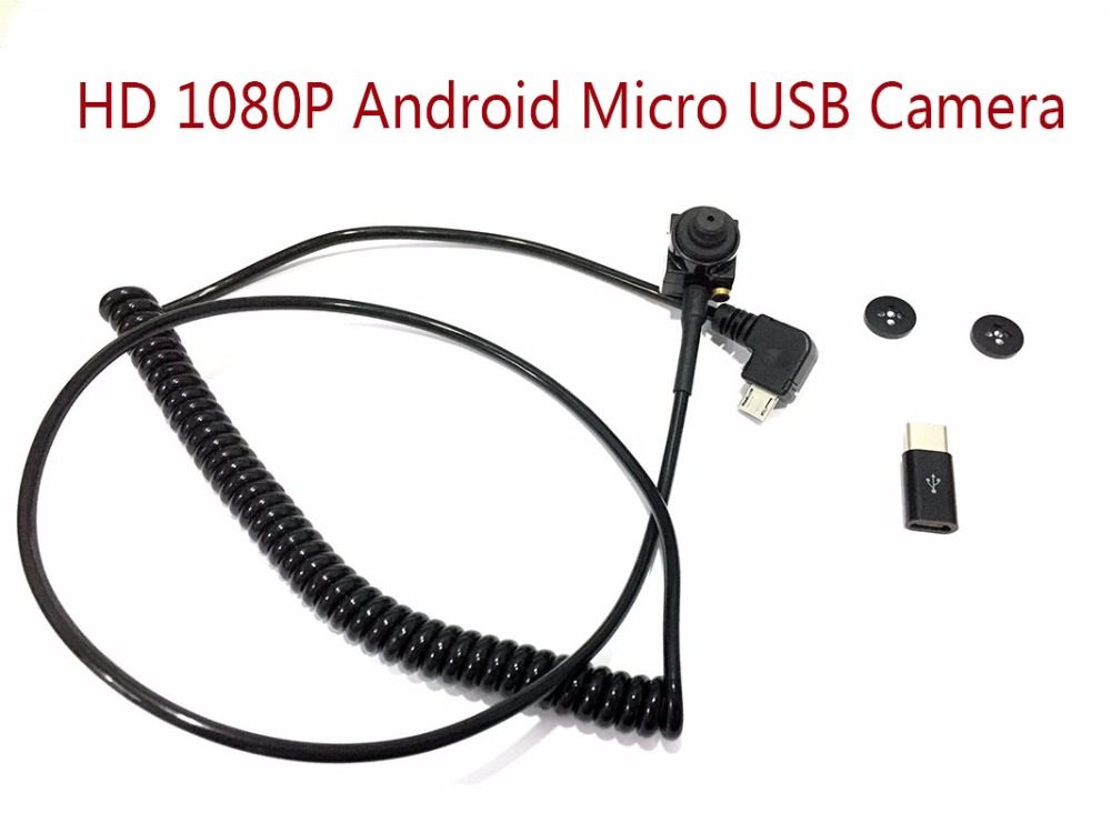 HD 1080P Android Mircro USB Camera 2 0MP Mobile Mircro USB cctv Camera