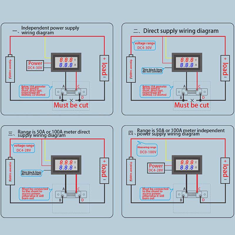 shunt amp meter wiring diagram schematic diagram Meter Socket Wiring Diagram volt meter shunt wiring diagram online wiring diagram ammeter wiring diagram volt meter shunt wiring