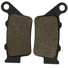 Cyleto Motorcycle Rear Brake Pads for BMW F 650 F650 F650CS Scarver 00-07 R650GS 99-14 F650ST 97-00 G650GS G 650 GS 2009-2015