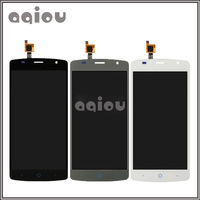 5 0 For ZTE Blade L5 And L5 Plus Assembly LCD Display Touch Screen Digitizer High