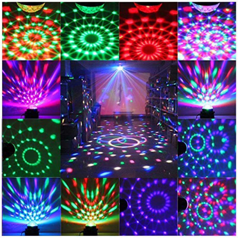 TRANSCTEGO LED dj շարժվող գլուխ բեմական լամպ - Կոմերցիոն լուսավորություն - Լուսանկար 3