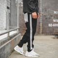 Mens Casual Sweatpants Men Original Boys Skateboard Jogger Pant Male Loose Black Trousers