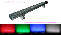 New Design High Power 48W Linear RGBW LED Wall Washer Linear 48W RGBW LED Bar Light