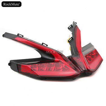 Motorcycle LED Rear Tail Light Integrated Turn Signal Brake Running Light For DUCATI 1299 Panigale 2015-2016