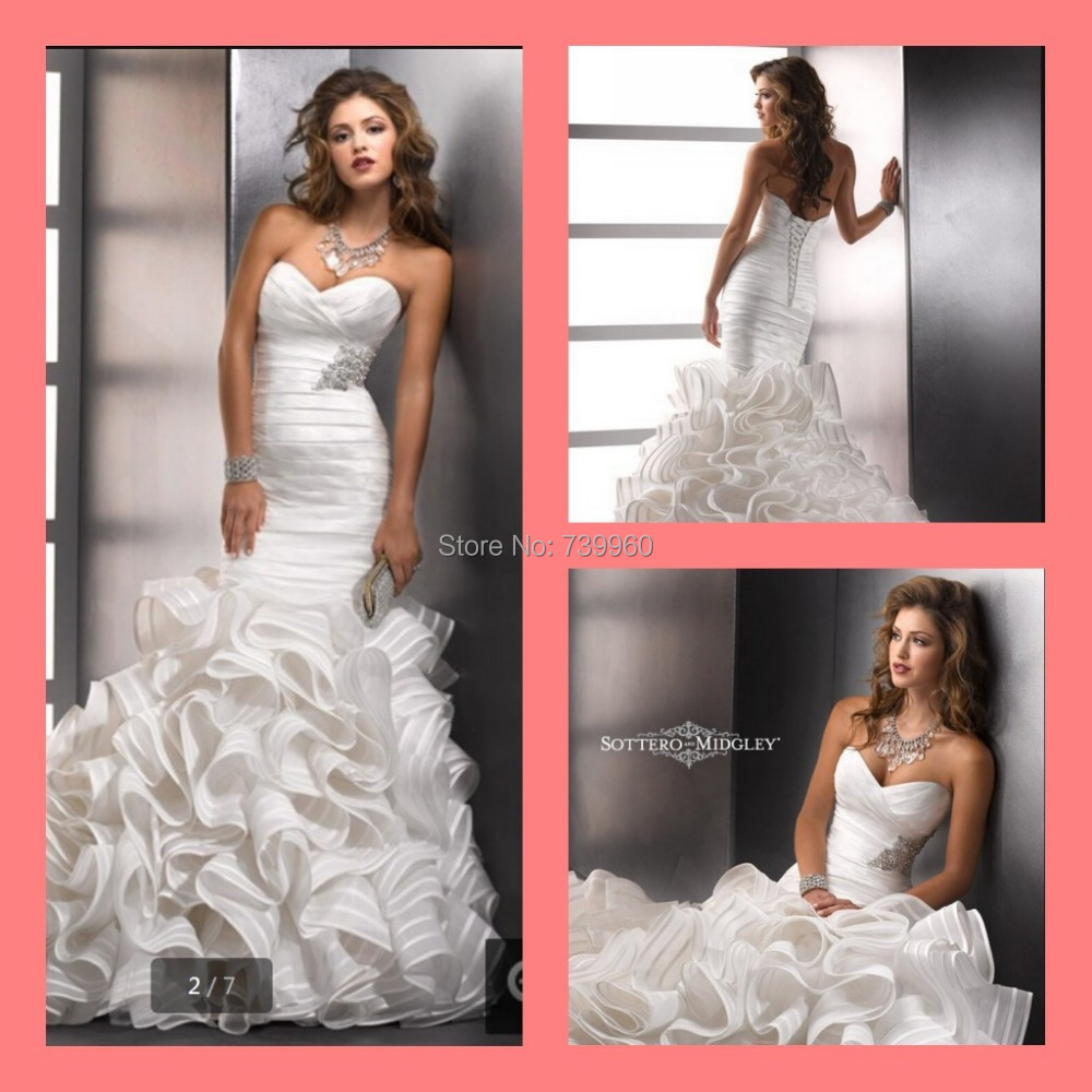 Enchanting Sophisticated Bridal Gowns Gallery - Wedding Dress Ideas ...