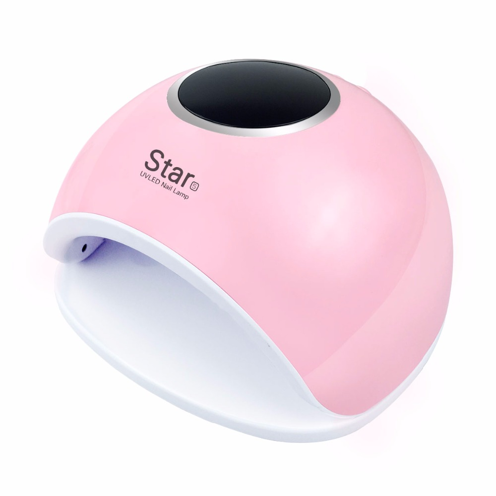 Star 5 Professional 72w Uv Lamp For Nails Curing Led Uv Gel Nail
