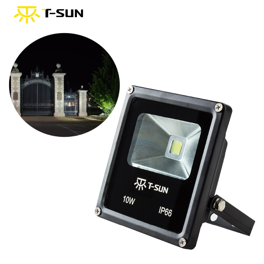 Lower Price with T-sunrise 10w Led Floodlight Rgb Outdoor Lighting Led Spotlight Flood Light Garden Landscape Projector Lamp For Tree Lights & Lighting