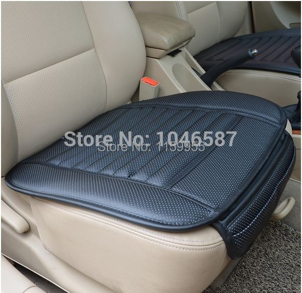 winter hot car supplies Car seat covers, spring summer premium cushion, bamboo charcoal leather monolithic cushion