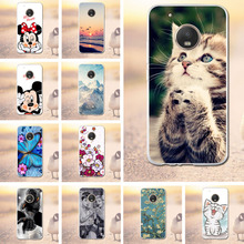 ФОТО cases for motorola moto g5 case soft tpu slicone back shell for moto g5 plus cover for motorola moto g5 moblie phone bag cases