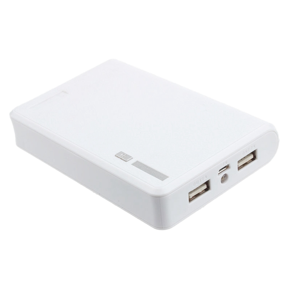 Portable USB Charger 5V 2A 18650 Power Bank Battery Box For iphone6 Smartphone ...