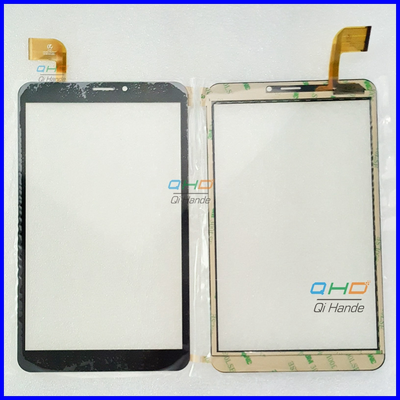 High Quality Black New 8'' inch QX20160324 HK80DR2891 Touch Screen Digitizer Sensor Replacement Parts Free Shipping high quality black new for 10 1 inch xn1629 capacitive touch screen digitizer sensor replacement parts free shipping