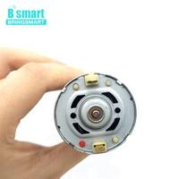 Bringsmart 12V Low Speed PG36 555 Mini Gearbox Motor DC Motor Planetary High Torque 60kg.cm 24V Planetary Reducer
