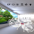 2015 Fancy Circular Fija 668-A3 2.4 GHz 6-Axis RC UFO Aviones Quadcopter Drone Helicóptero Voltea CALIENTE
