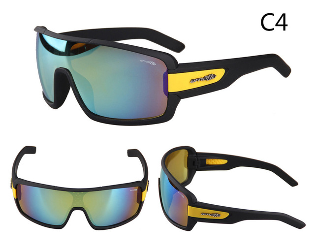 05c18c2a4 Arnette Sunglasses Men Sport Cycling Sun Glasses Big lens Goggle Brand  Skiing gafas oculos de sol feminino masculino