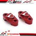 Мотоцикл Аксессуары ЧПУ Алюминиевый Сцепления Тормозной Руле бар Зажим Для Ducati Hypermotard 796 1100 Multistrada 1200/S